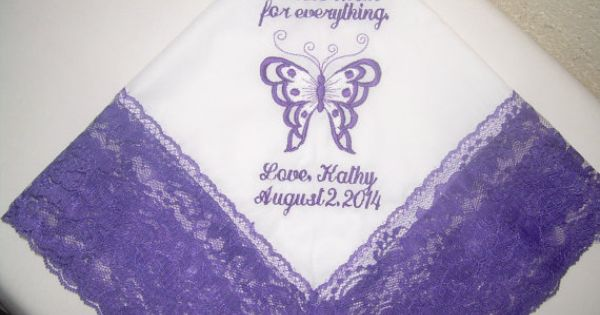 custom women u0026 39 s handkerchief monogram by ibelieveicandesigns   25 00