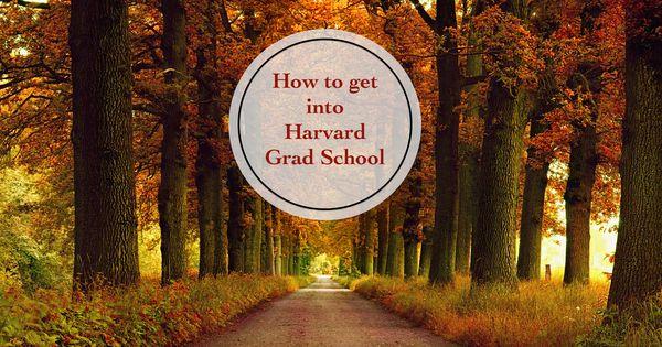 Tips on getting into grad school?