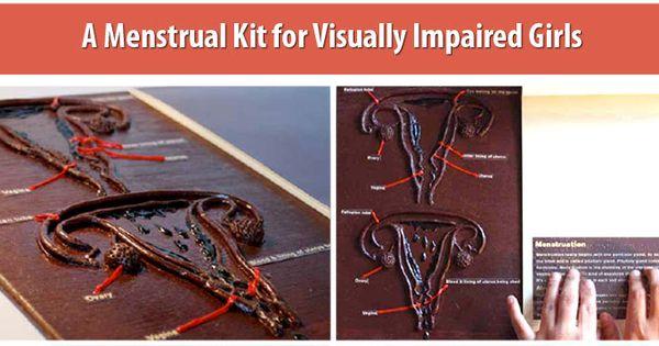 A Menstrual Kit for Visually Impaired Girls | Menstrupedia ...