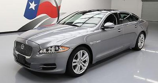 2013 Jaguar Xj L Portfolio Sedan 4 Door 2013 Jaguar Xj L Portfolio Awd Pano Sunroof Nav 24k Mi V51657 Texas Direct Auto Lexus Ls Lexus Awd