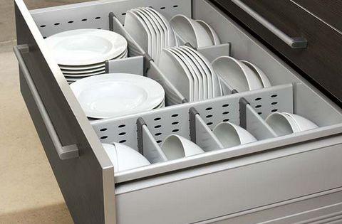 Organizar los cajones de cocina cocinas kitchens for Organizar cajones cocina