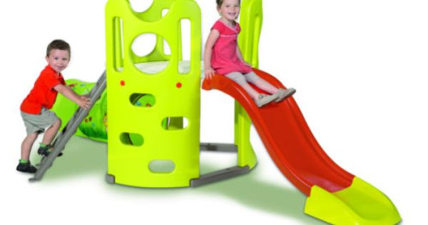 climb slide crawl and play your way around this outdoor. Black Bedroom Furniture Sets. Home Design Ideas