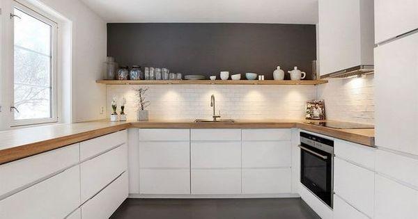 Konyhabutor stilusok lakberendez s pinterest houten kasten moderne - Kleur verf moderne keuken ...