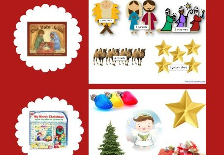 Christmas Book Printables