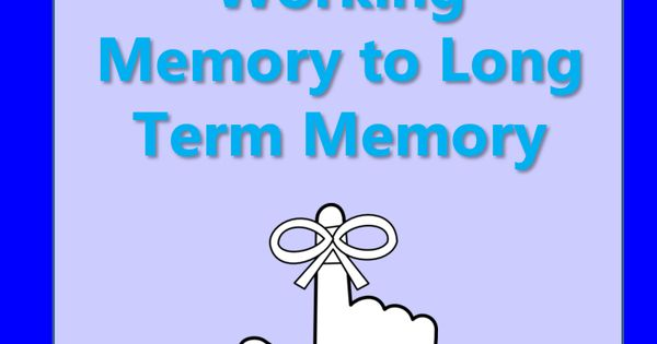 Elementary Matters: Twelve Strategies to Get From Working Memory to Long Term