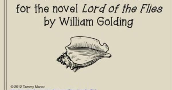 an analysis of lord of the flies by william golding Weekes and ian gregor, william golding: a critical study (london, z967)-by far   casebook edition of william golding's lord of the flies (new york, z964.