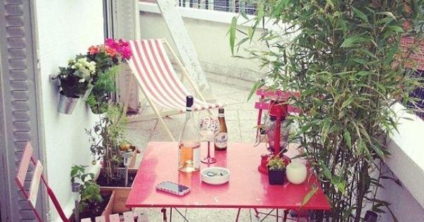 Petite terrasse paris deco terrasse deco petite terrasse for Decoration petite terrasse