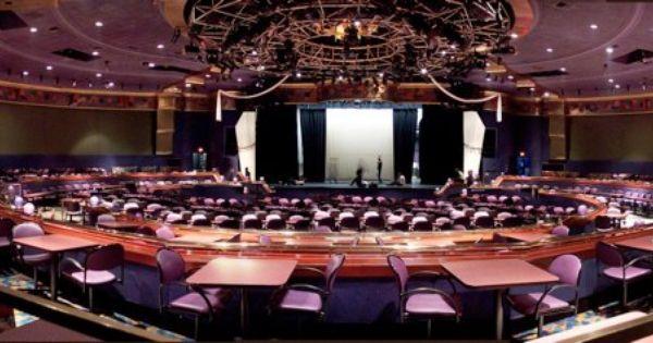 Vegas Venues Com Rio Las Vegas Showroom Rio Hotel