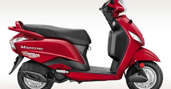 Hero Maestro Edge 125cc Scooter To Be Introduced Soon Http