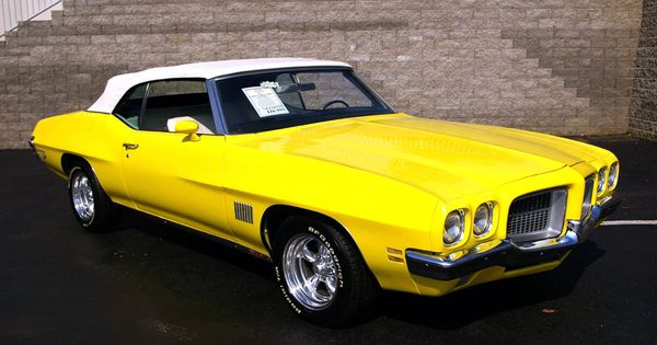 1971 Pontiac Lemans 1971 Pontiac Lemans Sport