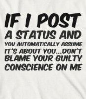 Funny Quote Blame Jpg 174 200 Conscience Quotes Funny Quotes Guilty Conscience