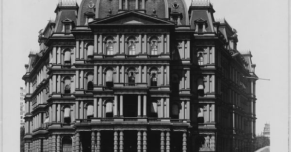 Penn Station, The Hippodrome, And 10 Other Lost Buildings Of New York City  | Post Office, 10. And Posts