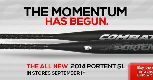 2014 combat portent porsl108 senior league youth big for Combat portent youth baseball bat poryb110