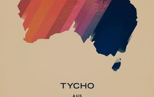 tycho poster design graphicdesign