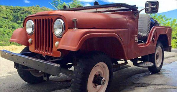 Rafy Santiago Segarra Custom Jeep Wrangler Willys Jeep Jeep Cj