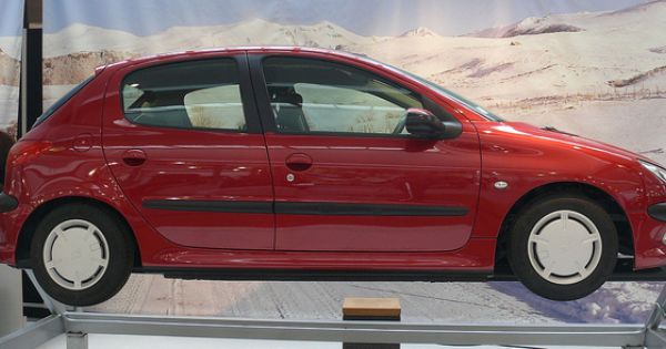 Peugeot 206 Red R Peugeot Cars And Motorcycles Motorcycle