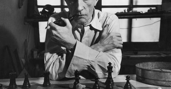 marcel duchamps 18871968 frenchamerican painter chess