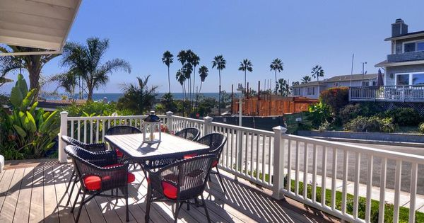 Beachside vacation rentals has southern california beach for Cabin rentals in southern california