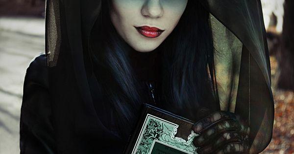 Halloween last minutes makeup  - Witch