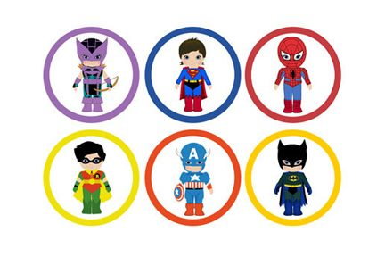 Baby Superhero Clipart Clipart Panda Free Clipart Images With