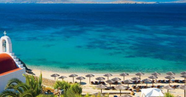 Mykonos Grand Hotel Resort Mykonos Hotels Grand Hotel Hotels
