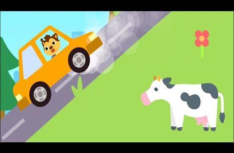 العاب اطفال لعبة السيارة والبقرة البيضة الجميلة Youtube Family Guy Character Fictional Characters