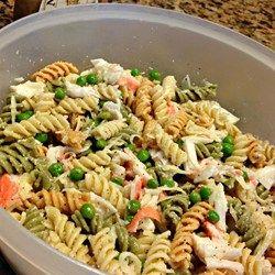 Crab Salad Recipes Uk