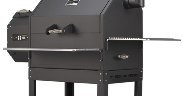 The Yoder Smokers Ys640 Pellet Grill Is The Ultimate