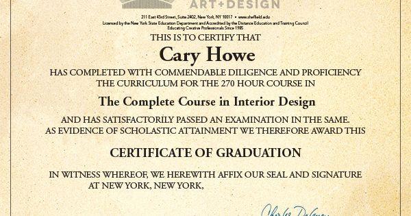 Best Online Interior Design Degree Programs Delectable Inspiration