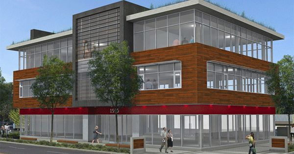 2 Story Office Building Plans Developer Plans Two Office