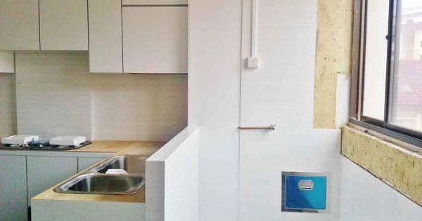 3 Room HDB Kitchen Toilet PLUS Interior Design Part 3 614 460 Pixels