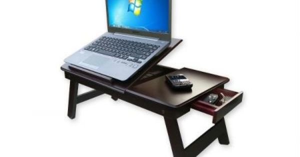 mahogani wooden foldable laptop table study table price in india
