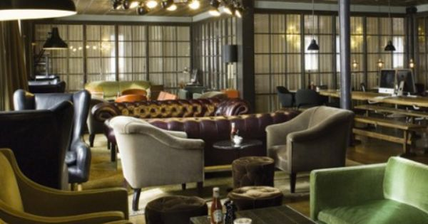 Experience The Urban Chic Soho House In Nyc Soho House Soho
