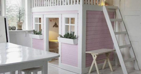 spielbett ein traum f r die kinder inspirierende spielbett designs lottis room pinterest. Black Bedroom Furniture Sets. Home Design Ideas