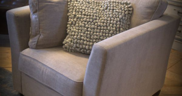 Zeer comfortabele landelijke fauteuil ook in banken verkrijgbaar www metlandelijklabel nl - Zeer comfortabele fauteuil ...