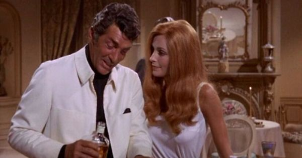 Dean Martin And Sharon Tate In The Wrecking Crew The Ordinary