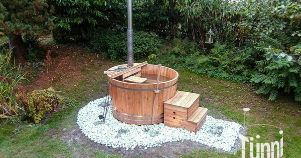 Tunni Rund Konisch 180 In 2020 Hot Pot Larchenholz Chromstahl