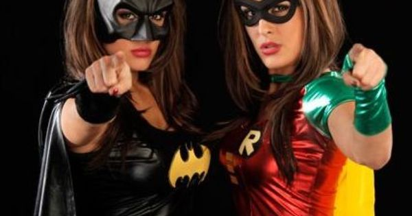 The Bella Twins Halloween Costume