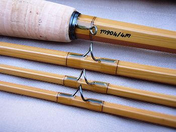 D.I.Y. Bamboo Fishing Rod   Scarborough Fly and Bait Casting