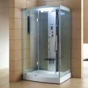 The Ariel 300 Steam Shower Is The Perfect Size For Any Bathroom