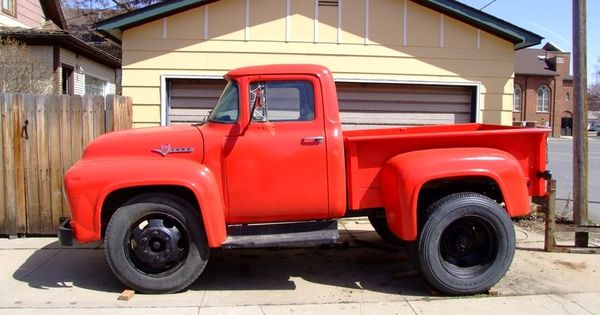 """ford f600 