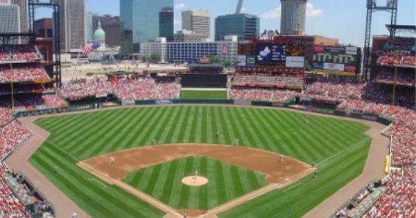 Busch Stadium St Louis Cardinals Ballpark Ballparks Of Baseball メジャーリーグ