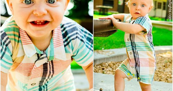 Men's Shirt Baby Romper {Pattern & Tute}... am i bad mother for