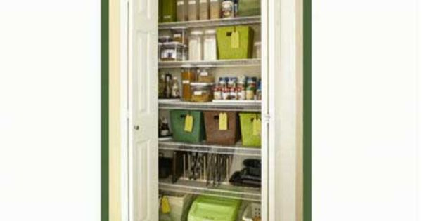 Watch Pantry Organization In The Better Homes And Gardens