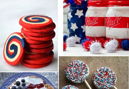 Perfect Memorial Day or 4th of July food!