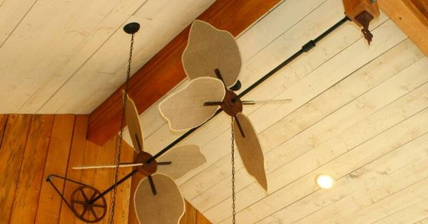 Belt Driven Ceiling Fans For Homes Belt Driven Ceiling