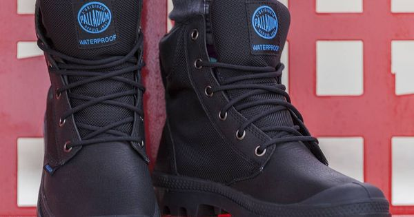 Palladium Pampa Sport Cuff Wpn 001 Black Teraz 20 Taniej Palladium Palladiumboots Boots Pampa Cuff Water Palladium Boots Sneaker Stores Black Shoes