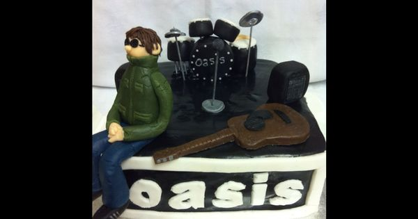 Oasis Cake My Cakes Pinterest Oasis Cake And Music