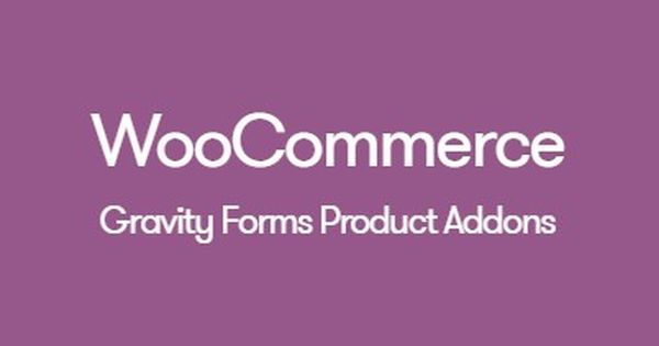 Woocommerce Gravity Forms Product Add Ons 3 3 18 Woocrack Com
