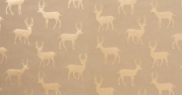 metallic stag wallpaper anthropologie, definitely want for the main accent wall behind